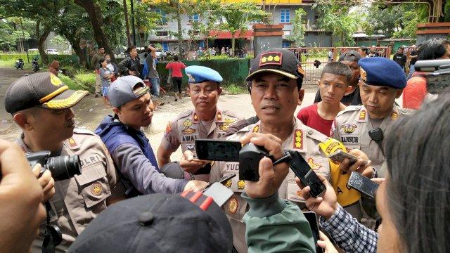 Kapolrestabes Makassar Kombes Pol Yudhiawan Wibisono. (ist)