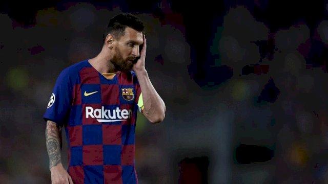 Setelah Abidal, Messi Kembali Ribut dengan Ter Stegen