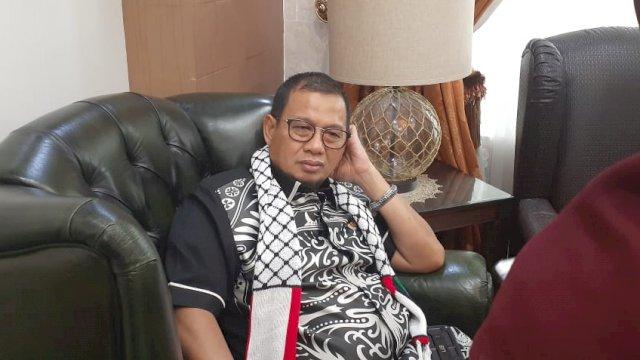 Penjabat Wali Kota Makassar, Iqbal Suhaeb. (Foto/Ist)