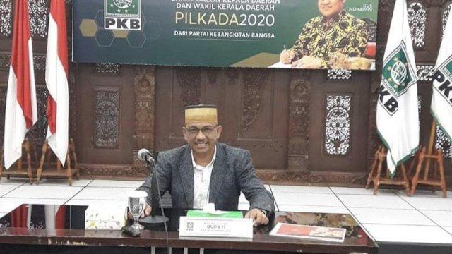Kader Gerindra Lutfi Hanafi Optimis Diusung PKB, PKS dan Demokrat