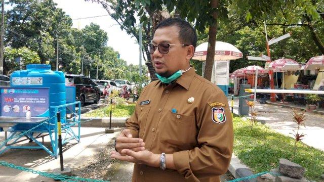 Pj Wali Kota Makassar Iqbal Suhaeb. (ist)