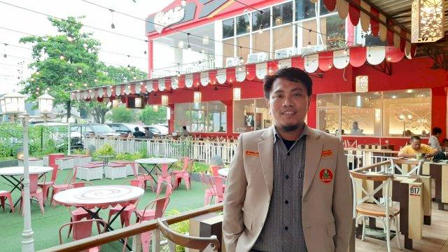 Ketua Pemuda Muhammadiyah Makassar Awang Darmawan. (ist)