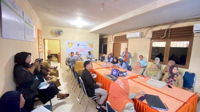 PD Pasar Gandeng Malltronik Transaksi Online