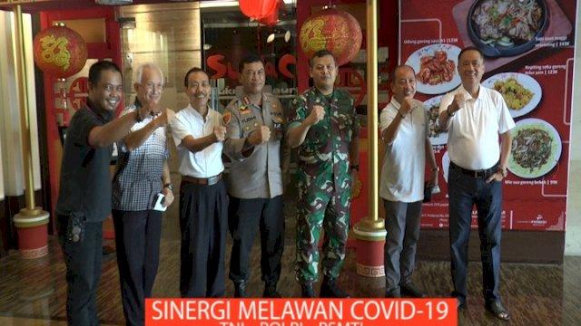 Ini Langkah Strategis PSMTI Sulsel Tangani Wabah Corona di Makassar