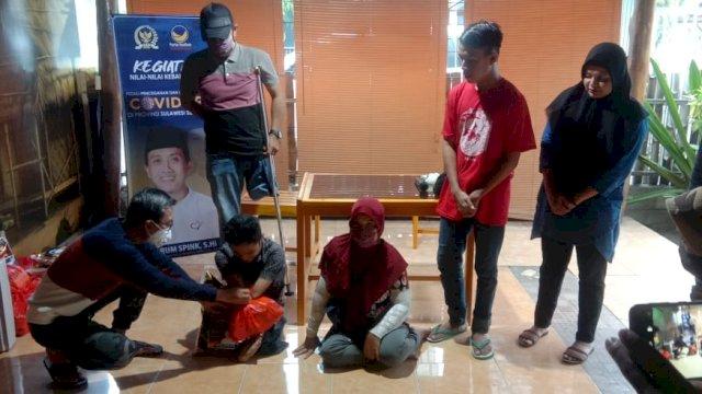 Selain ke Komunitas Pemusik, Arum Spink juga Bantu Penyandang Disabilitas