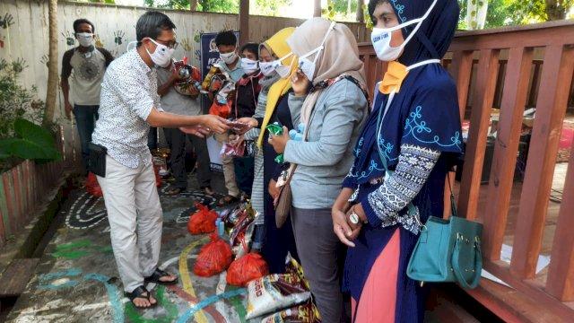 Relawan Arum Spink Bakal Berpencar Bagikan Masker dan Hand Sanitizer