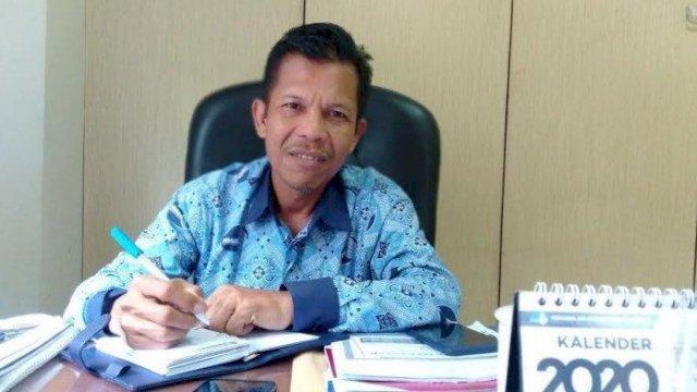 Humas Perumda Air Minum Kota Makassar, M Rusli. (ist)