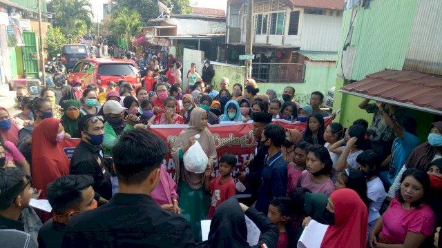 Akibat Pandemi Covid-19, Penyaluran Zakat Fitrah di Makassar Dilakukan Door to Door
