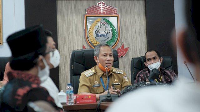Penjabat Wali Kota Makassar, Yusran Yusuf. (Foto/Ist)