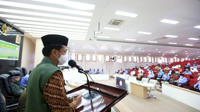 Pj Wali Kota Makassar Ajak MUI Tekan Penyebaran Covid-19