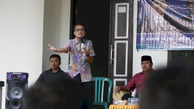 Fokus Pembinaan Akhlak dan Mental Generasi Muda, Askar-Pipink Siapkan Program Literasi Masjid