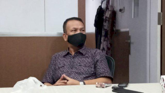 Hasanuddin Leo. (Sulselsatu/Resti Setiawati)