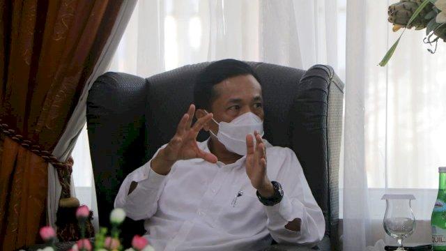 Pj Wali Kota Makassar Rudy Djamaluddin. (ist)