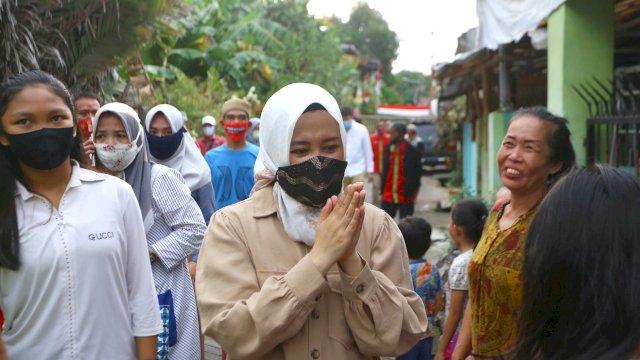 Fatmawati Rusdi Massse. (ist)