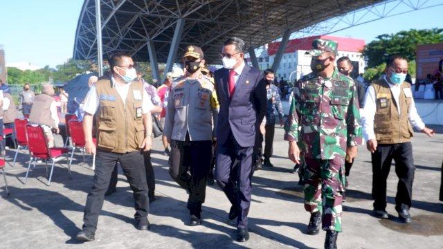 Dinkes Sulsel Harap Pendamping Gizi Sosialisasi Trisula Covid-19