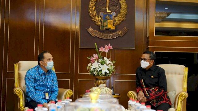 Gubernur-Pertamina Bahas Beasiswa untuk Warga Pulau