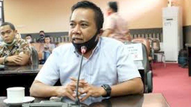 Anggota Komisi A DPRD Kota Makassar, Kasrudi. (ist)