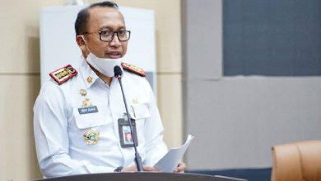 Sekda Parepare Beri Selamat Bupati Bantaeng Jadi Ketua IKAPTK Sulsel