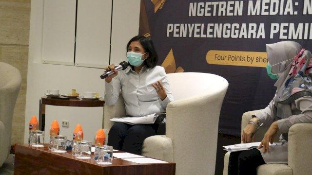 Anggota Dewan Kehormatan Penyelenggara Pemilu ( DKPP) Ida Budhiati. Ist