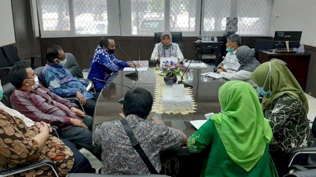Legislator Gorontalo Sharing Pengelolaan IPAL Komunal ke Dinas PU Makassar