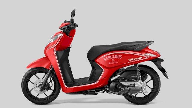 AHM Bersama Asmo Sulsel Desain Honda Genio Lebih Fashionable
