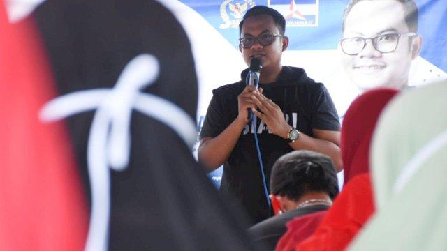 Anggota DPRD Kota Makassar, Ray Suryadi Arsyad. Ist