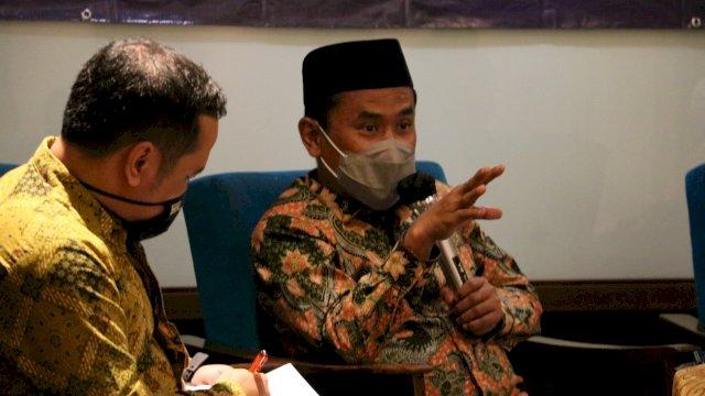 Anggota Dewan Kehormatan Penyelenggara Pilkada (DKPP) Didik Supriyanto. Ist
