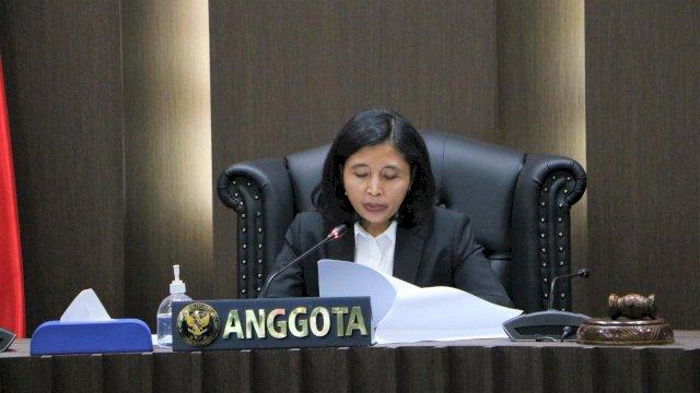 Terbukti Langgar Kode Etik, DKPP Berhentikan Tetap Ketua KPU Jeneponto