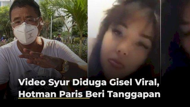 Video Syur Diduga Gisel Viral, Hotman Paris Beri Tanggapan