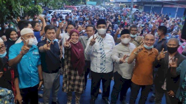 Sampaikan Pidato Kemenangan, Chaidir- Suhartina: Kita Telah Cetak Sejarah!