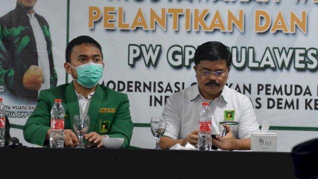PPP Sulsel Tanggapi Santai Mansur Masang Gabung NasDem