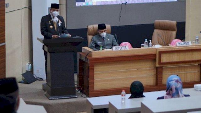 Wali Kota Parepare Ajak Aparaturnya Doakan Almarhum Asisten III