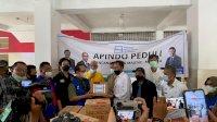 Apindo Sulsel Salurkan Bantuan di 11 Titik Bencana Sulbar