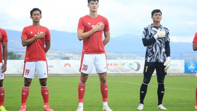 Bek Timnas Indonesia U-19 Elkan Baggot Tolak 2 Klub Premier League
