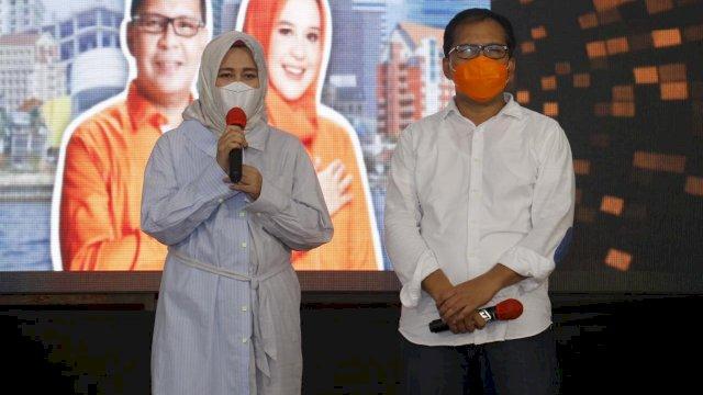 Hari ini, DPRD Makassar Paripurna Pengumuman Penetapan Danny-Fatma