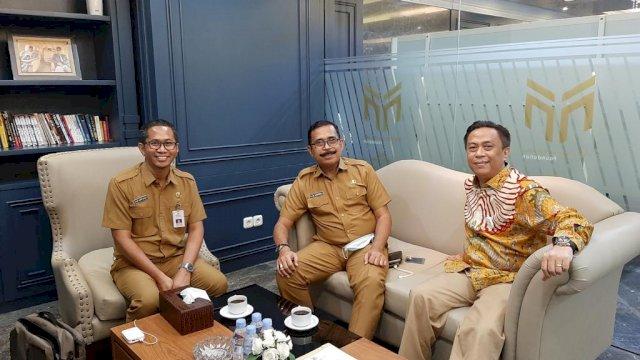 Menantu Wapres Ma'ruf Amin Siap Pimpin Penyelamatan Pulau Kakabia