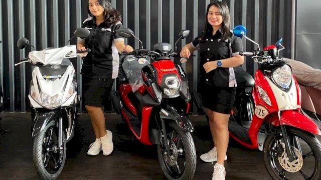 Skutik Yamaha 125cc Paling Diminati, PT SJAM Beri Promo Khusus Awal Tahun