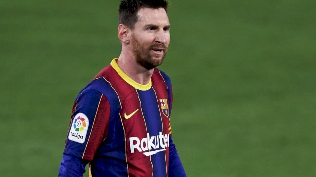 """Messi """"King of The Match"""""""