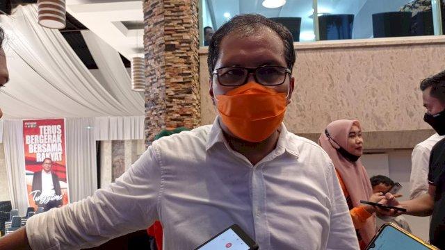 Walikota Makassar terpilih, Danny Pomanto.