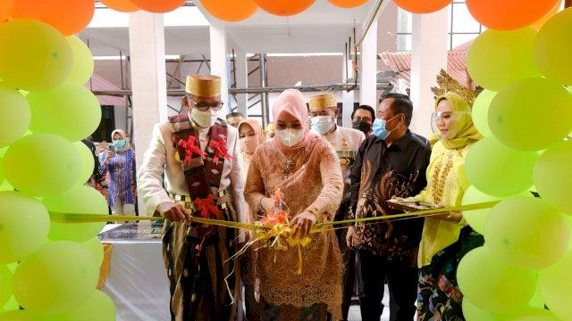 Gedung Baru Laboratorium dan Fisioterapi RSUD Sulthan Daeng Raja Diresmikan, Ini Harapan Nurdin Abdullah