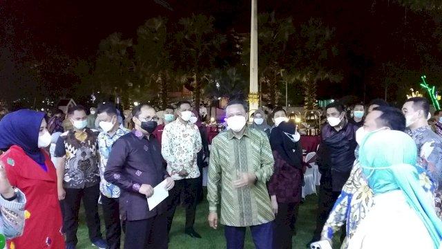 Ramah Tamah Kepala Daerah Terpilih Ala Gubernur Sulsel