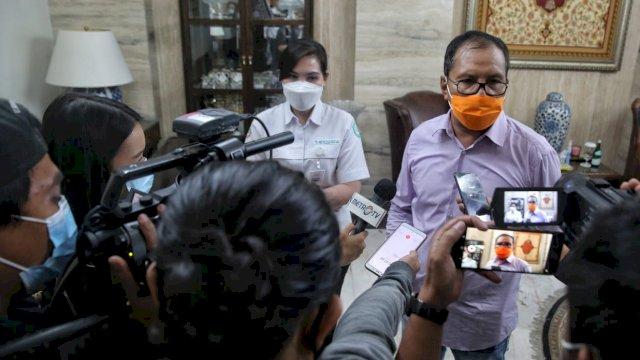 Program Ojol Day, Solusi Ekonomi Danny-Fatma di Tengah Pandemi