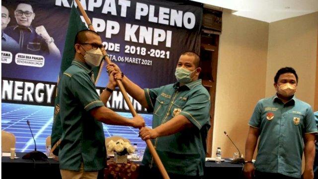 Bergejolak Lagi, Haris Pertama Dicopot Sebagai Ketum DPP KNPI