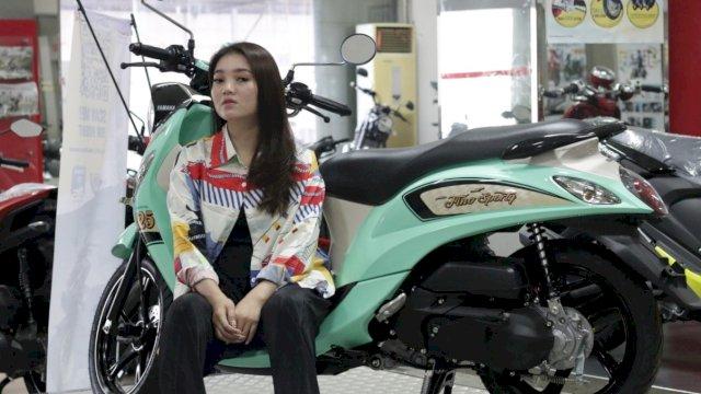 Capai Target Penjualan, Yamaha Lanjutkan Promo Skutik Generasi 125