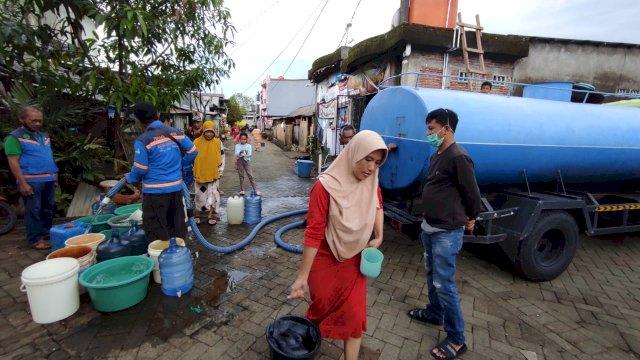 Siap-siap! Besok Perumda Air Minum Makassar Benahi Jaringan di Wilayah Ini