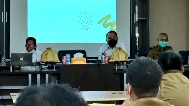 Inspektorat Sosialisasi Terkait Gratifikasi ke Pejabat Struktural DPU Makassar