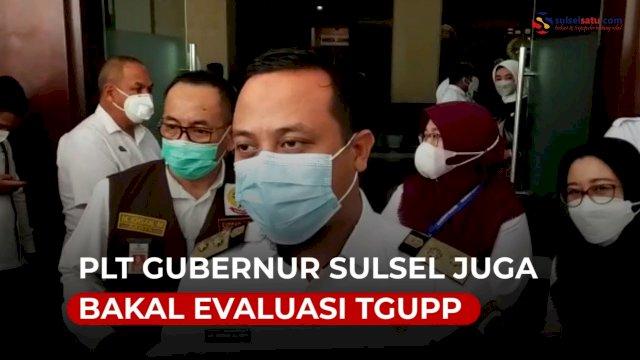VIDEO: Plt Gubernur Sulsel Nonaktifkan Staf Khusus Nurdin Abdullah