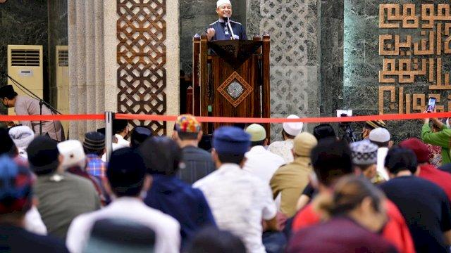 Perintah Presiden, Plt Gubernur Sulsel Tiadakan Safari Ramadan 1442 H
