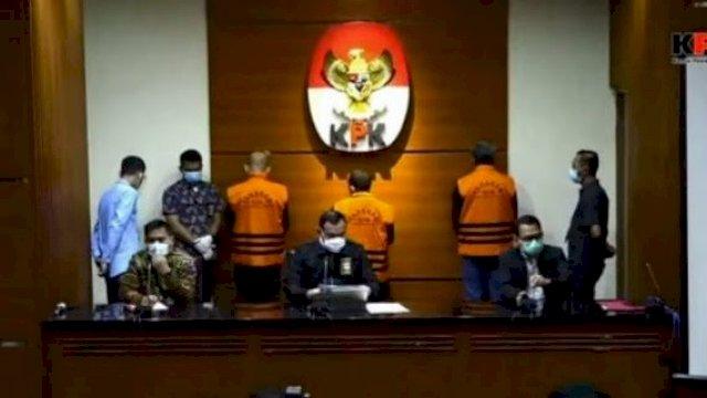 KPK Kembali Perpanjang Masa Penahanan Nurdin Abdullah Hingga 26 Juni 2021