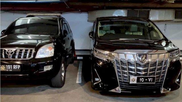 Korlantas Polri Keluarkan Plat Kendaraan Baru Anggota DPR